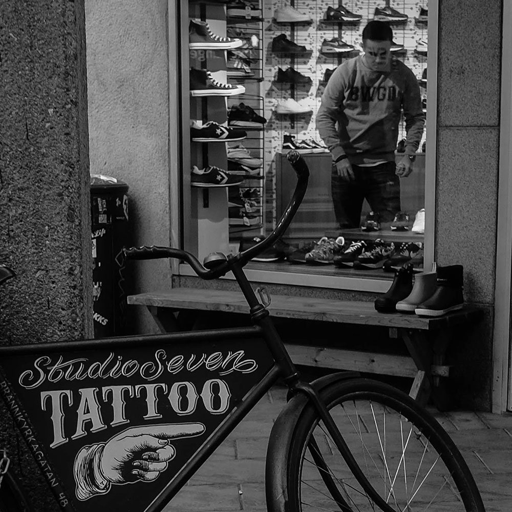Studio seven tattoo fotosp r for Studio 7 tattoo
